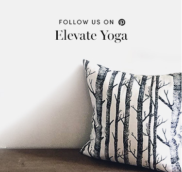 Elevate Yoga lounge area