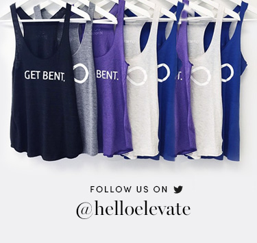 Elevate Yoga tank tops