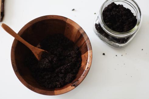 Coffee + Sugar Scrub
