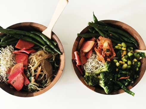 Local Eats: The Green Door